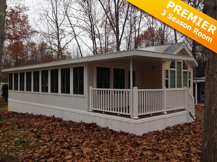 Premier 3 Season Sunroom